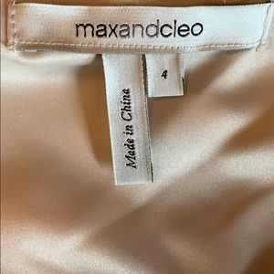 Max & Cleo Dresses - Max and Cleo Size 4 Cocktail Dress